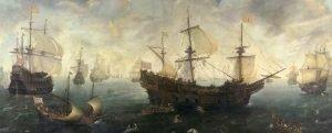 Armada Invencible Pintura
