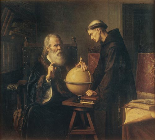 Historia del cristianismo - Galileo en la universidad de padua