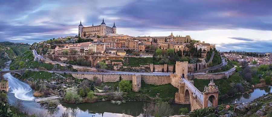 Vista de Toledo - Somos Romanos
