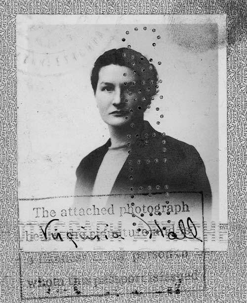 Virginia Hall, protagonista de Una mujer sin importancia