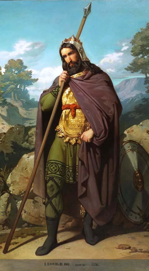 Leovigildo Rey Visigodo