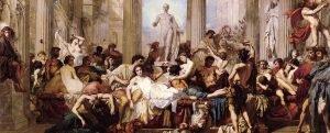 El año nuevo romano