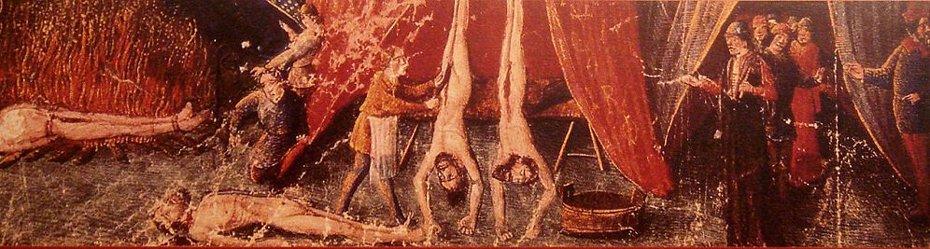 La masacre de Maarat - Canibalismo Primera Cruzada