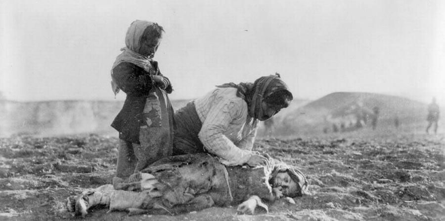Genocidio Armenio - Una Violencia Indómita