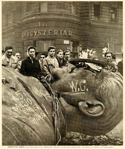 Revolución Húngara 1956 - Una Violencia Indómita