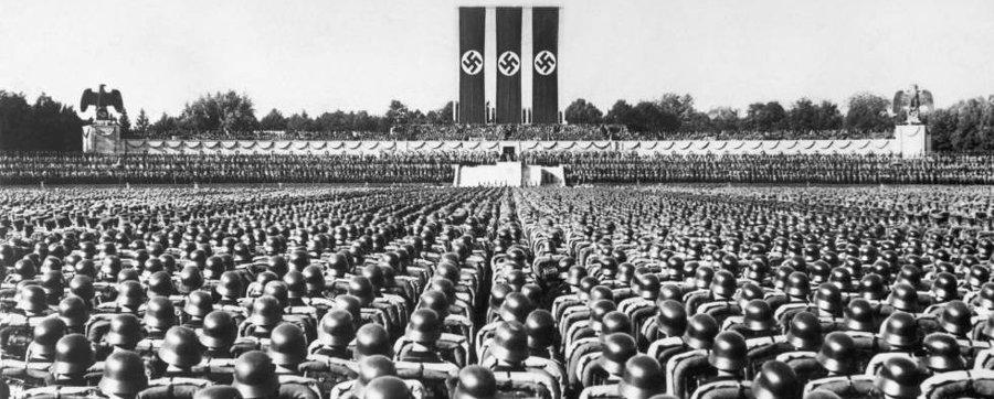 Una violencia Indomita - Nazismo