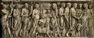 La familia en la antigua roma - pater familias