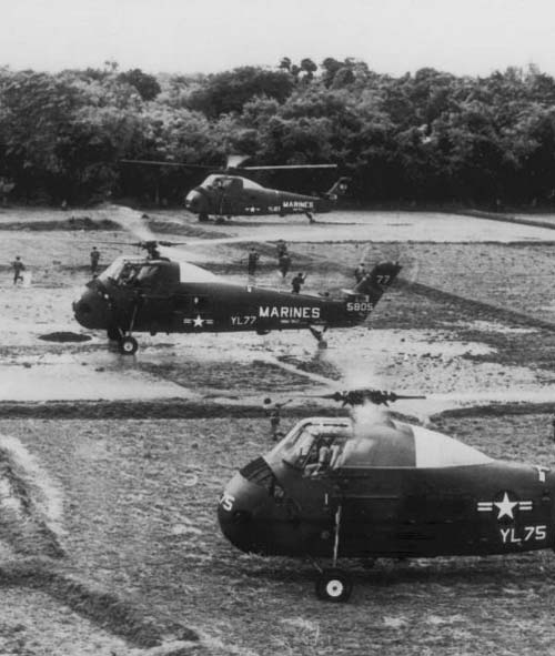 Guerra de Vietnam - Guerreros - Hastings