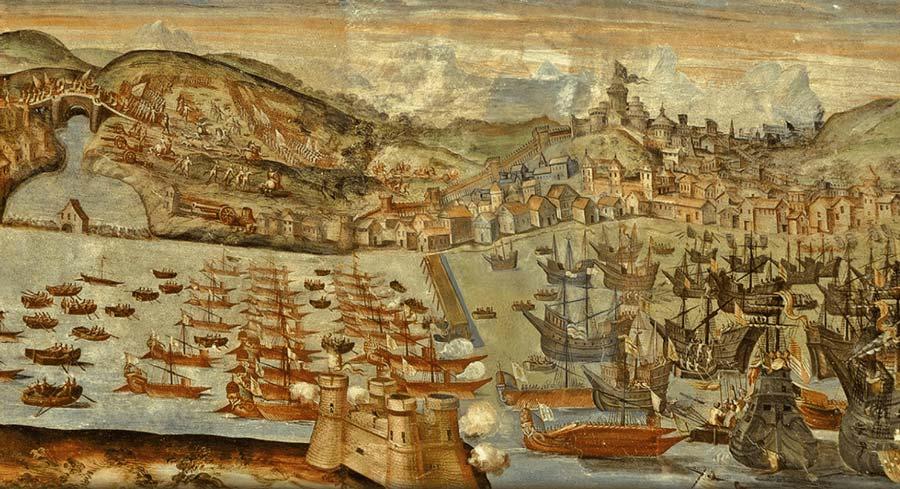 Contraarmada - defensa de Lisboa