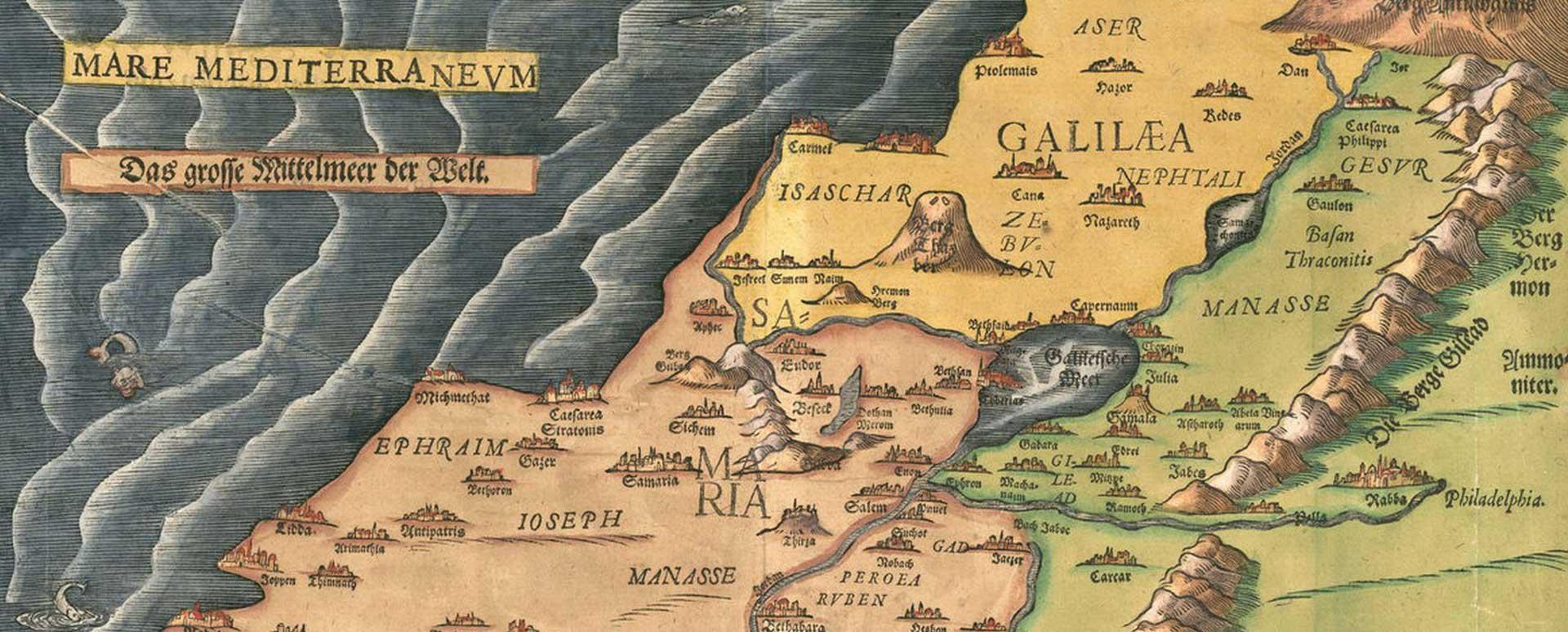 Los viajes de Egeria