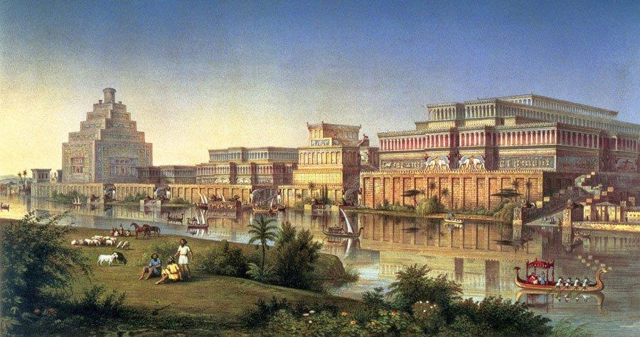 Creencias y Rituales en el Imperio Asirio relacionadas con los eclipses