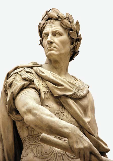 Escultura de Cayo Julio César