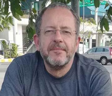 Peter Lehr, autor de Piratas